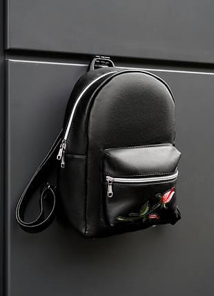 Женский рюкзак BEZET black rose 18L, фото 2