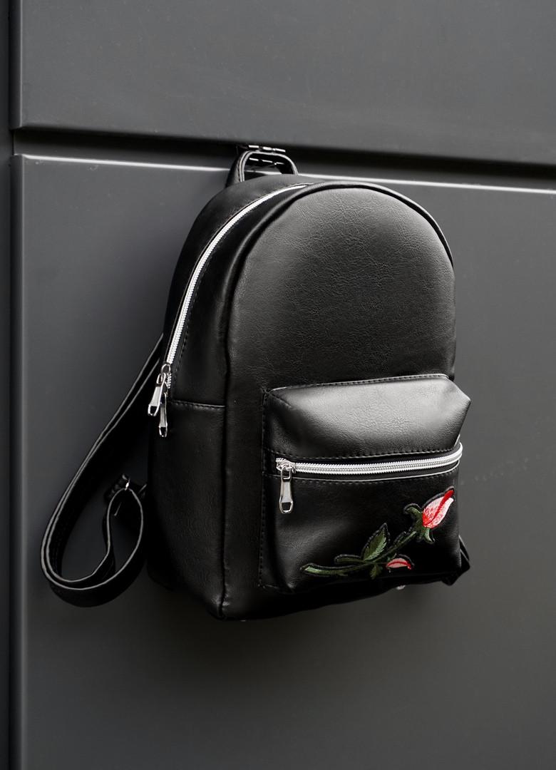 Женский рюкзак BEZET black rose 18L
