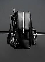 Женский рюкзак BEZET black rose 18L, фото 3