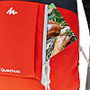 Рюкзак детский Quechua 7л. Цвет красный с черным., фото 5