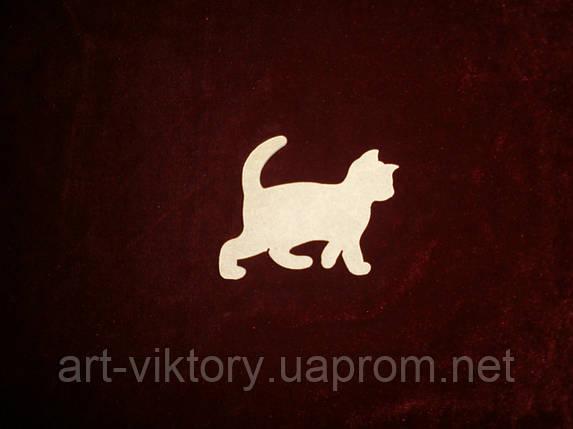 Котенок (9 х 8 см), декор, фото 2