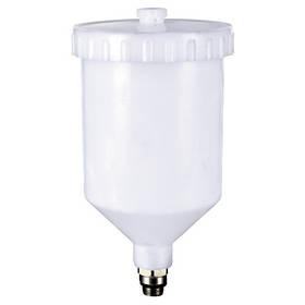 Бачок пластиковый (наружная резьба M14*1.25) 600 мл  AUARITA   PC-600GPB