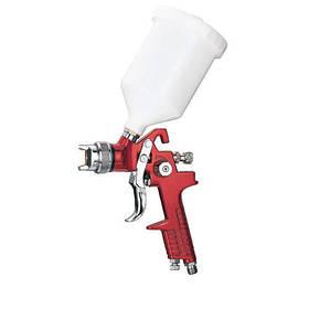 Пневматичний фарборозпилювач HVLP для роботи з різними ЛФМ видами 600мл, форсунка 1,4 мм AUARITA H-827B-1.4