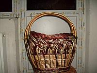 Набор корзинок из ивовой лозы