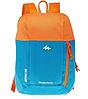 Рюкзак детский Quechua 7л. Цвет голубой с оранжевым., фото 2