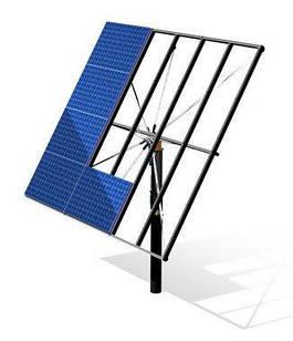 Солнечный трекер двухосный ESTAR Tech 20-5 кВт (система слежения за солнцем)