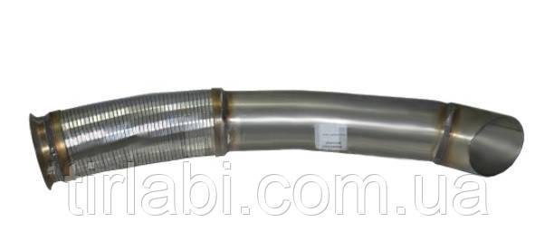 Гофра (труба) выхлопной Мерседес MB Act.2/3 (9304900419)