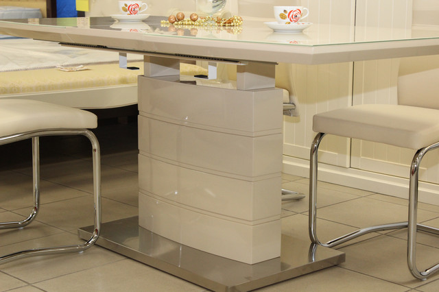 стеклянный обеденный стол купить в Одессе
