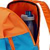 Рюкзак детский Quechua 7л. Цвет голубой с оранжевым., фото 6