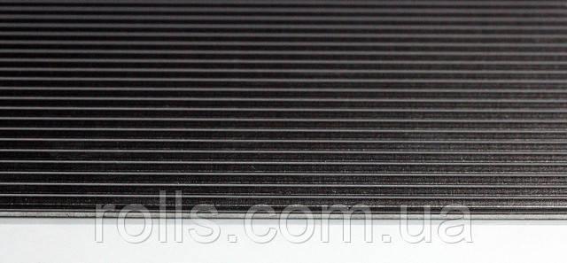 лист рифленый алюминиевый квинтет Prefa design 916