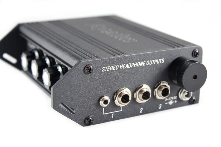 Підсилювач для навушників SUPERLUX HA3D