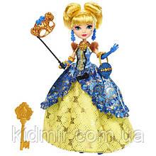 Кукла Ever After High Блонди Локс (Blondie Lockes) из серии Thronecoming Школа Долго и Счастливо