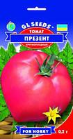 """Семена томата Презент, среднеранний 0,2 г, """"GL SEEDS"""", Украина"""
