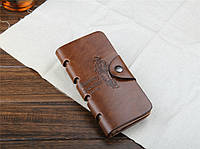 Гаманець чоловічий Baellerry K1 Genuine Leather