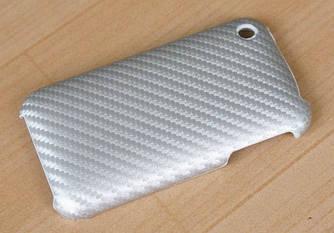 Пластиковый карбоновый чехол iPhone 3G 3gs, B16