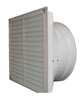 Осьовий скловолоконний вентилятор Турбовент ВХП 1260, фото 2