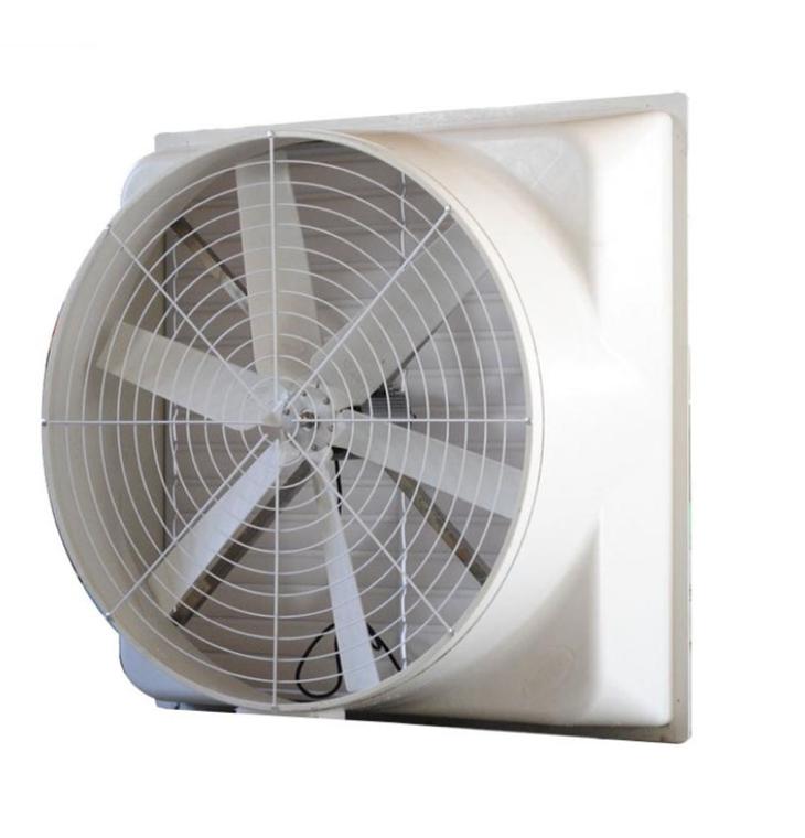 Осьовий скловолоконний вентилятор Турбовент ВХП 1260