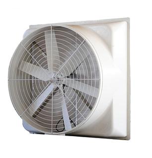 Осьовий скловолоконний вентилятор Турбовент ВХП 1460, фото 2