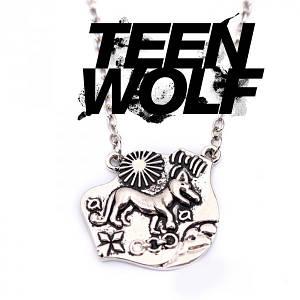 Кулон Волчонок Эллисон Арджент Teen wolf
