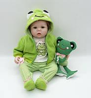 Куклы реборн младенцы с мягко-набивным телом.