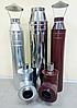 Дымоходные трубы из нержавеющей стали (Собственное производство)