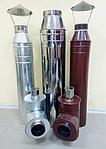 Дымоходные трубы из нержавеющей стали собственного производства