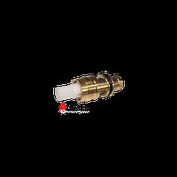Датчика протока с фильтром и турбиной в сборе на газовый котел Ariston Microgenus Plus 65100541