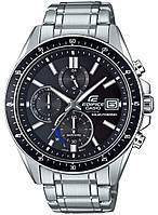 Чоловічий годинник Casio Edifice EFS-S510D-1AVUEF (Сонячна батарея), фото 1