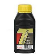 Тормозная жидкость DOT5.1 TRW 250мл