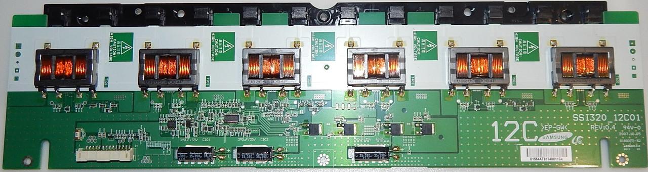 Инвертор SSI320_12C01 к телевизору SONY KDL-32V4240