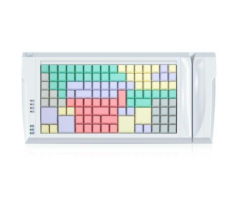 POS - клавиатура стандартного типа LPOS-128-M12