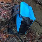 Рюкзак водонепроницаемый Sinotop 25L оранжевый, фото 7