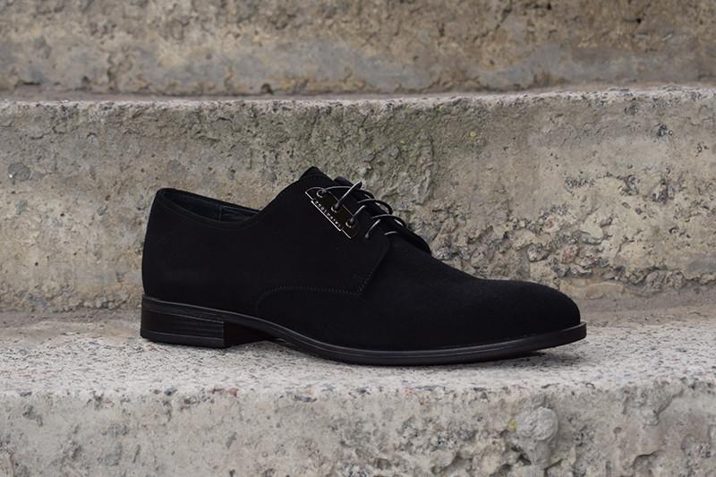 Замшеві туфлі ІКОС/IKOS - будь стильним!