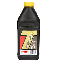 Тормозная жидкость DOT5.1 TRW 1л