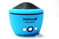 Радиоприемник колонка с Bluetooth NEEKA NK-203