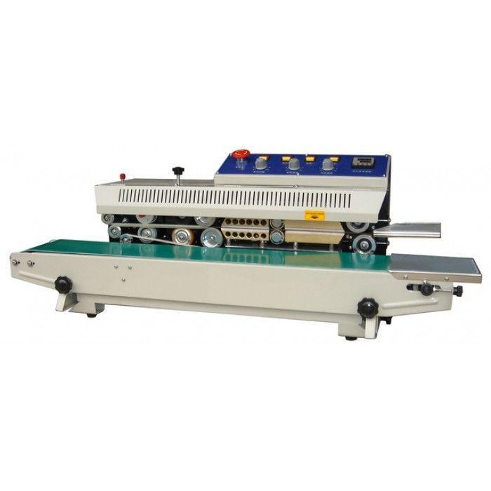 Запайщик Конвейерного Типа Hualian Machinery Group FRBM-810I Со Счетчиком Пакетов