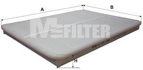 Фильтр салона DAF 95 XF ОЕ 1658991 M-Filter K951