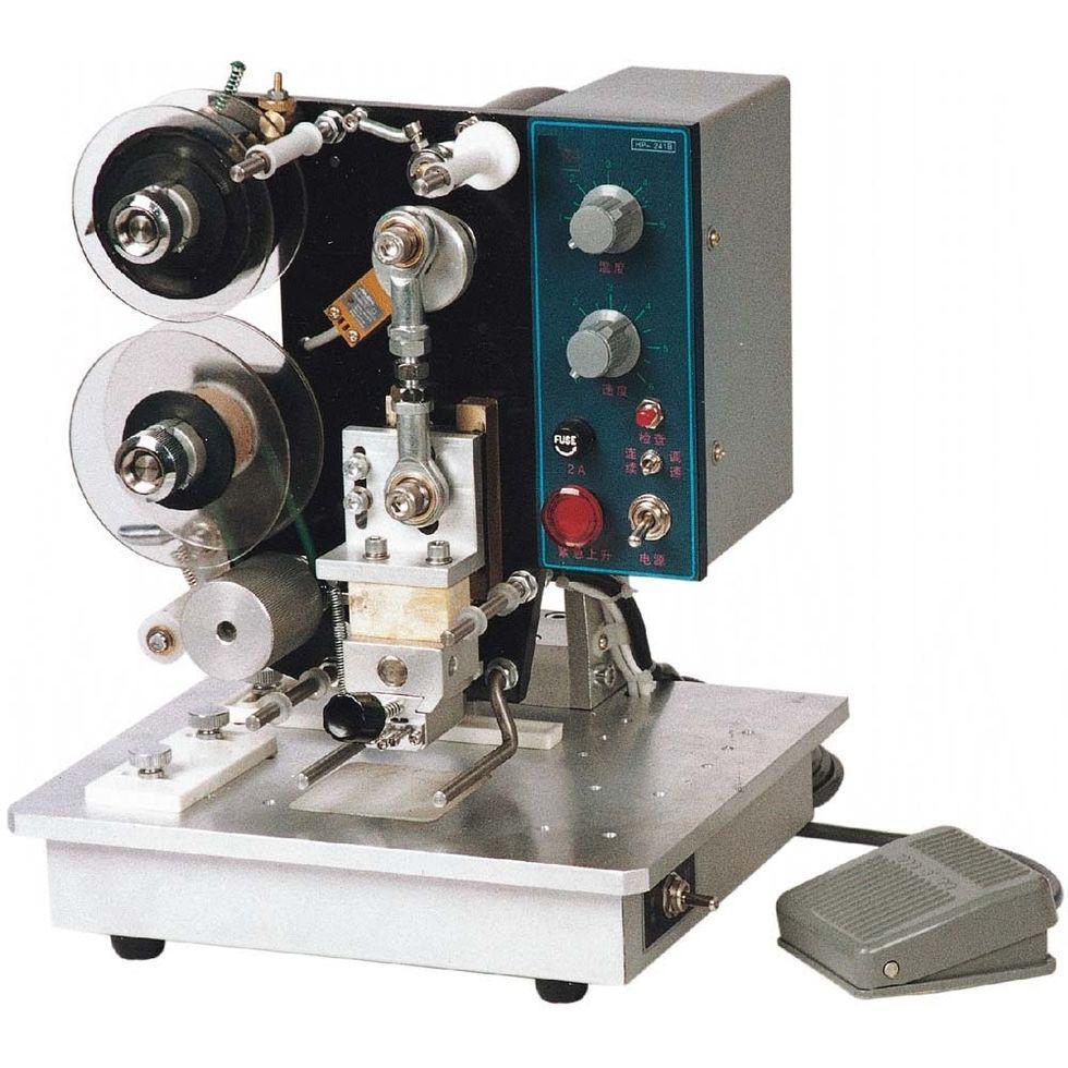 Настольный Термопринтер Датер Hualian Machinery Group HP-280