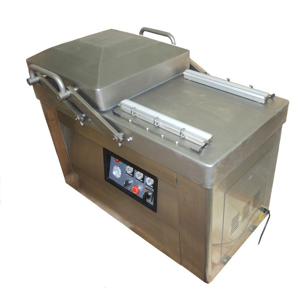 Напольный Вакуумный Упаковщик Вакуумная Камера Hualian Machinery Group  HVC-410S/2A-G