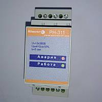Автоматическое реле РН-311 3 полюса без регулирования 380В