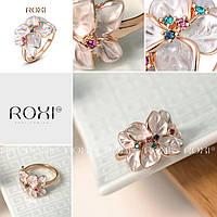 Кольцо Roxi с красочным цветком