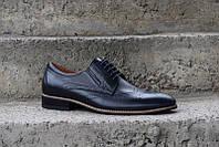 Чоловіче Шкіряне Взуття Коричневе LANCERTO Deal  d064a5f27f5f2