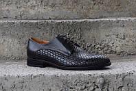 Туфлі ІКОС/IKOS - взуття для стильних чоловіків, обувь для стильных мужчин! Остання пара 41 розмір!