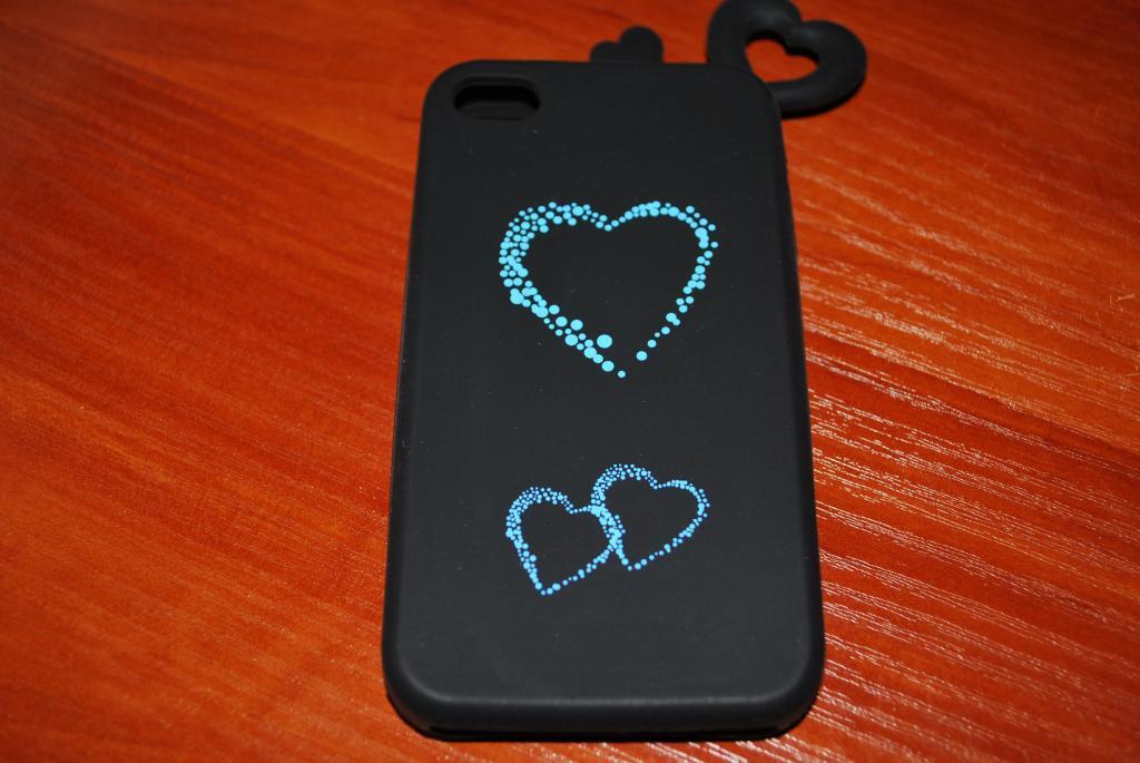 Силиконовый чехол для Iphone 4 4s, A225