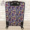 Комплект чемоданов кожзам  2в1 1810, фото 2