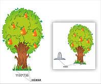 "Декорация  дерево ""Груша"""