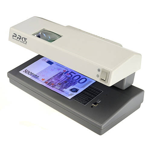 PRO - 12 профессиональный ультрафиолетовый детектор валют \ банкнот
