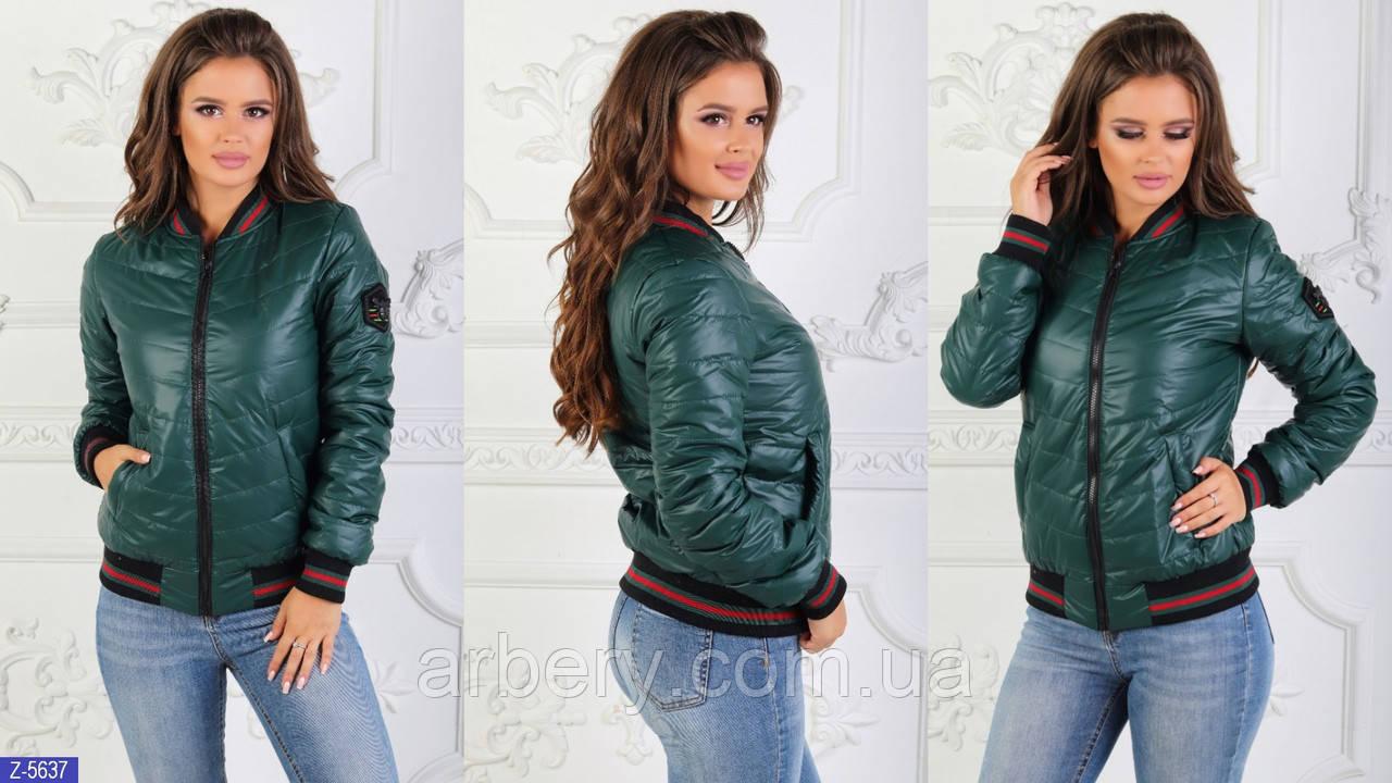 4252d704f9ec Женская демисезонная куртка на синтепоне  продажа, цена в Одессе ...