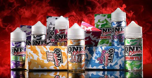 Жидкость для электронных сигарет One Choice 97ml