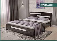 Деревянная кровать «Фантазія»